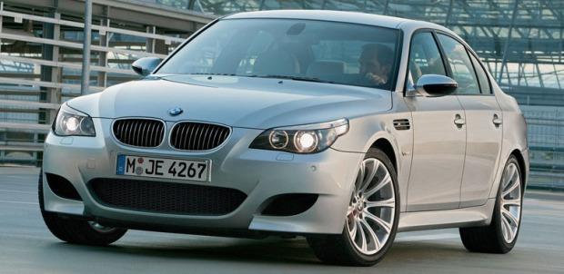 BMW M5 2005 E60 01