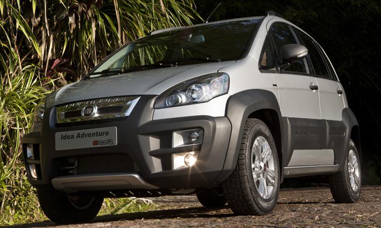 Fiat anuncia recall por desgaste de transmiss o all the cars for Nuevo fiat idea adventure 2015