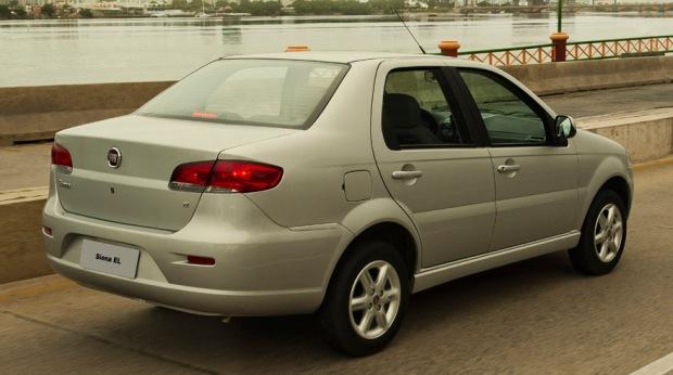 Fiat Siena EL 2015