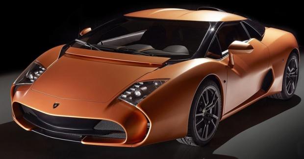 Lamborghini 5-95 Zagato Concept 1