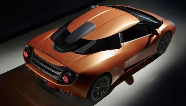 Lamborghini 5-95 Zagato Concept 2