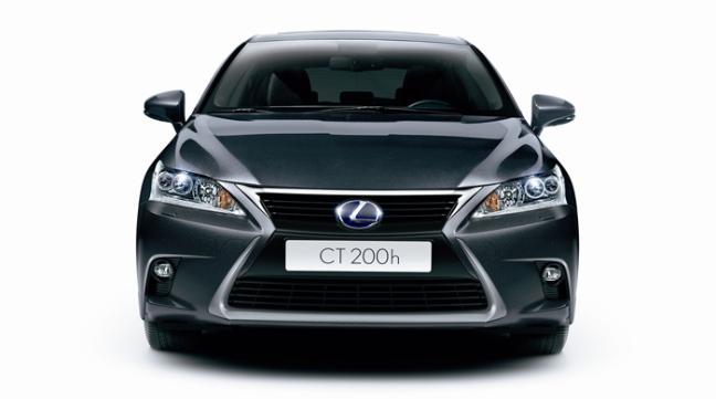 Lexus CT200h 2014 01