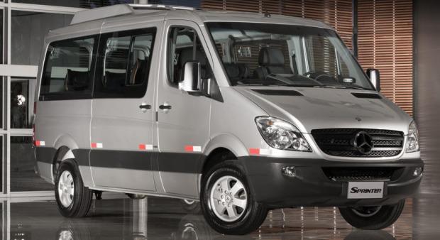 Mercedes-Benz Sprinter 9-1
