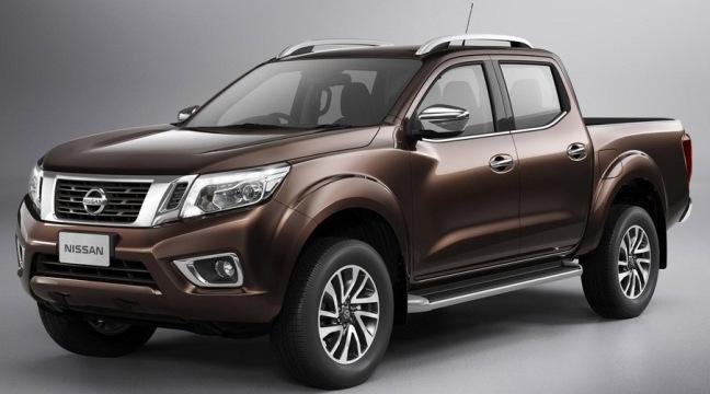 Nissan Frontier 2015 Tailândia Navara 06