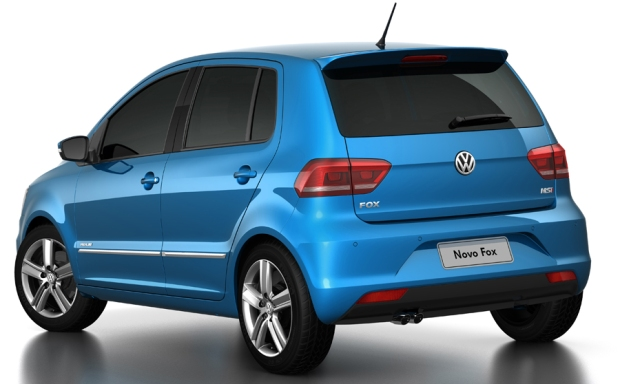 Volkswagen Fox 2015 00