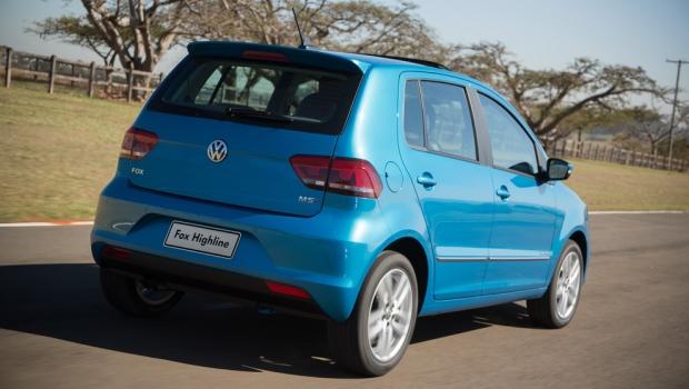 Volkswagen Fox 2015