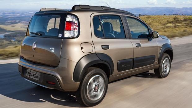 Fiat Uno 2015 - Way 02
