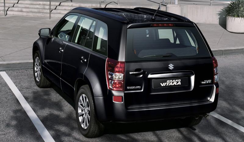 Grand Vitara 2015 parte de R$ 78.490 | All The Cars – Tudo sobre
