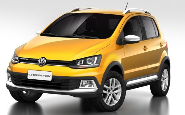 Volkswagen Cross Fox 2015 01