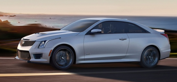 Cadillac ATS-V Coupe 1