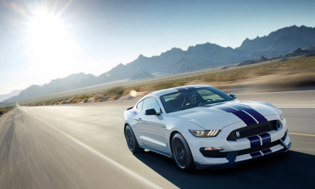 Ford Mustang Shelby GT350 2015 - 01