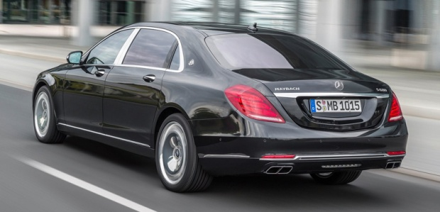 Mercedes-Maybach Classe S S600 01
