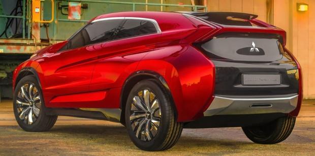 Mitsubishi XR-PHEV Concept 02