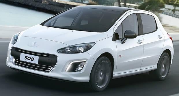 Peugeot 308 Quiksilver chega por R  63.190 – ALL THE CARS d39333a83aa