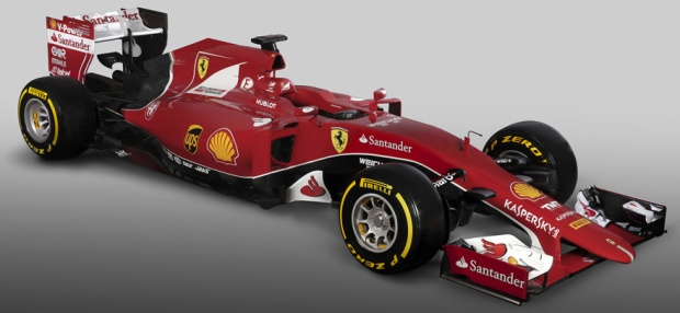 Ferrari SF15-T 01