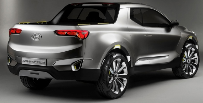 Hyundai Santa Cruz Concept 3