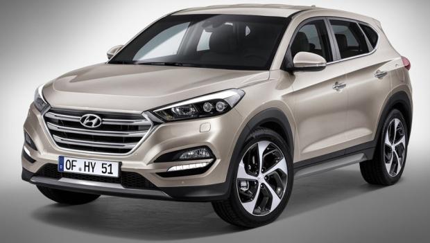 Hyundai Tucson 2016 - 01