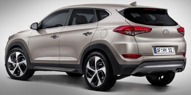 Hyundai Tucson 2016 - 02