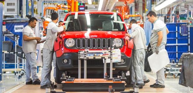 Jeep Renegade Fábrica PE