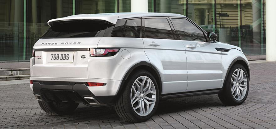 624fc634592c3 Os preços partem de R  224 mil. Land Rover Range Rover Evoque 2016 02