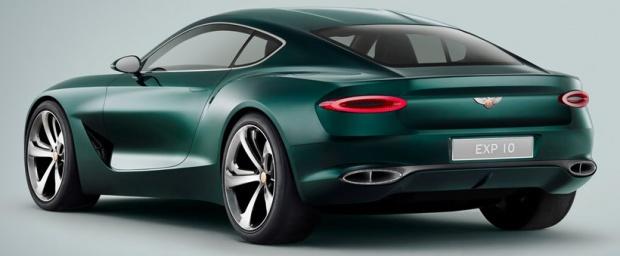 Bentley EXP 10 Speed 6 Concept 2