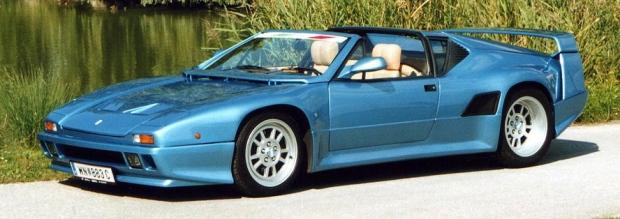 De Tomaso Pantera Targa 1993