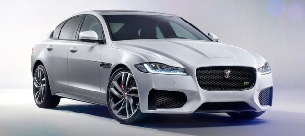 Jaguar XF 2016 - 02