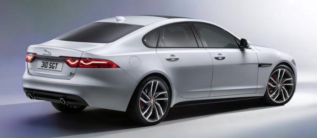 Jaguar XF 2016 - 03