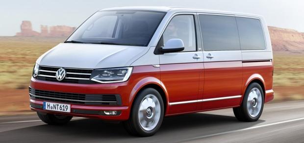 Volkswagen Transporter T6 5