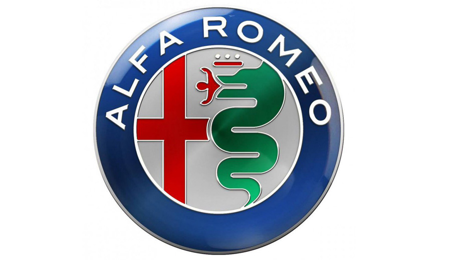 alfa romeo apresenta novo logotipo all the cars. Black Bedroom Furniture Sets. Home Design Ideas