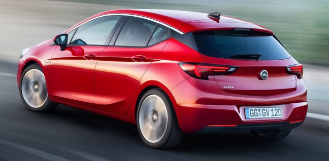 Opel Astra 2016 - 03