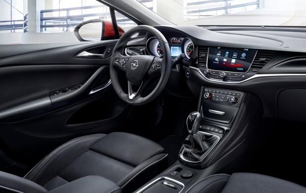 Opel Astra 2016 - 04
