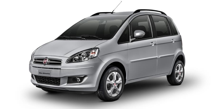 Site da fiat n o tem mais bravo freemont idea e linea for Fiat idea 2016 precio
