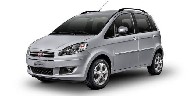 Fiat Idea 2016 00