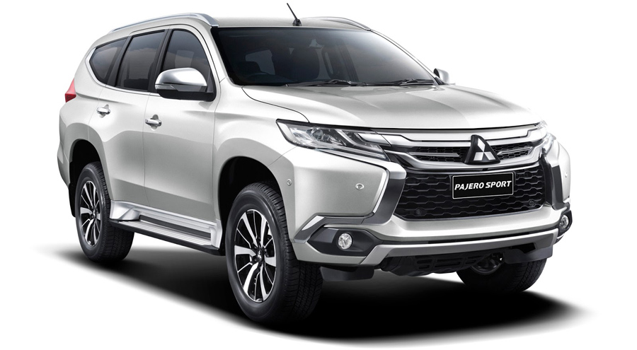 Nova geração do Pajero Dakar é apresentada pela Mitsubishi ...