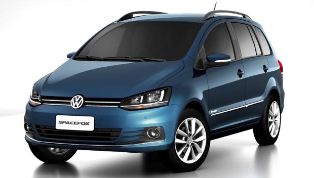 Volkswagen SpaceFox 2016 01