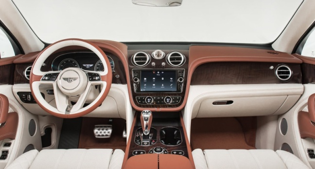 Bentley Bentayga 2016 - 05
