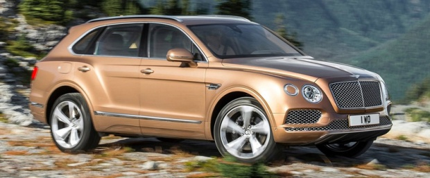 Bentley Bentayga 2016 - 06