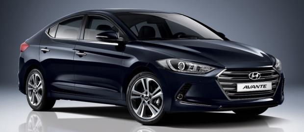 Hyundai Elantra Avante 2016 01