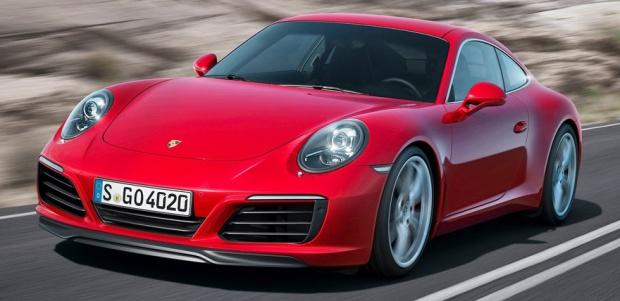 Porsche 911 Carrera 2016 - 01