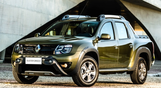 Renault Duster Oroch 2016 oficial 08