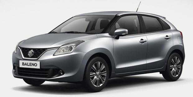 Suzuki Baleno 1