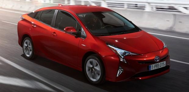 Toyota Prius 2016 - 02