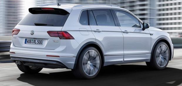 Volkswagen Tiguan 2016 - 04