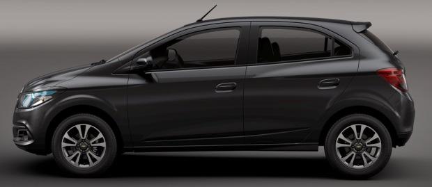 Chevrolet Onix 2016 01