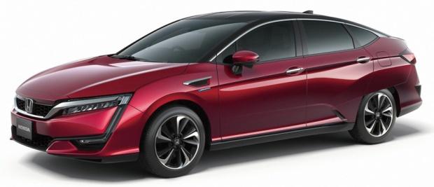 Honda Clarity FCV 2016 01