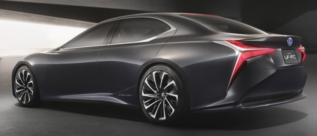 Lexus LF-FC Concept 3
