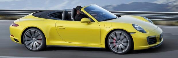 Porsche 911 Carrera 4 2016 - 03
