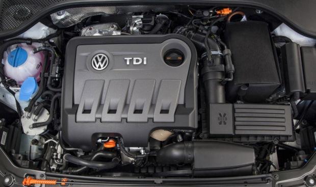 Volkswagen Passat TDI EUA