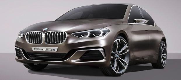 BMW Compact Sedan Concept0